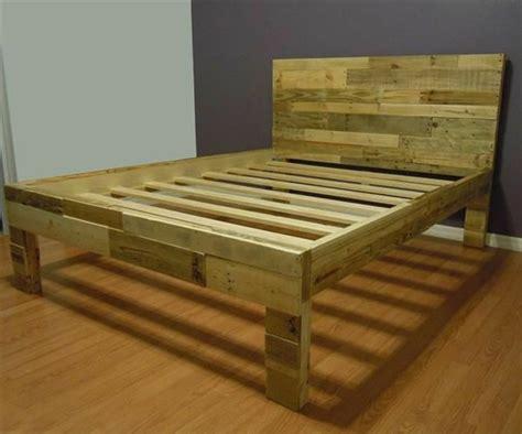64 bedroom ideas for furniture made of pallets fresh design pedia