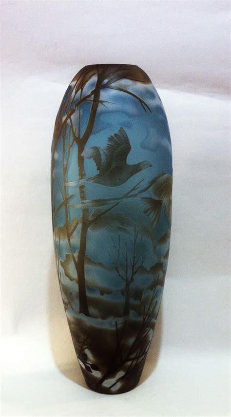 antique galle style vase antik spalato shop
