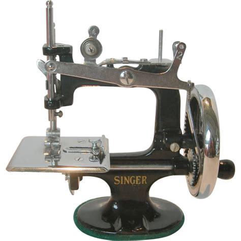 mini swing machine vintage singer replica mini sewing machine from rubylane