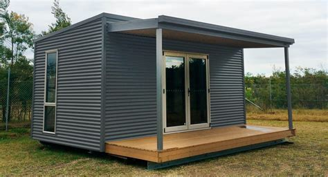French Door Awning - granny flat storage shed the pod sheds and patios supplies steeline