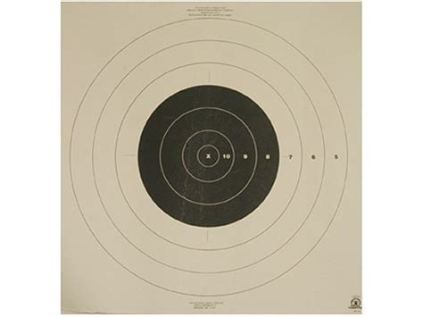 printable 500 yard targets nra official high power rifle targets mr 500 yard slow