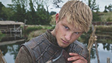 bjorn ironside haircut vikings alexander ludwig reveals 5 things about bjorn