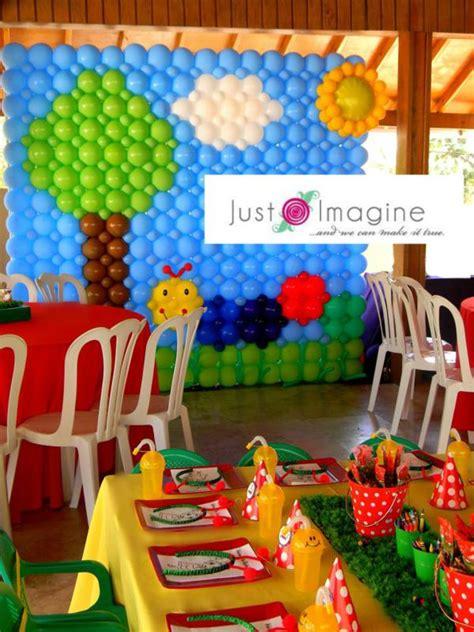Einsteins Decorations by Kara S Ideas Caterpillar Baby Einstein Themed 1st