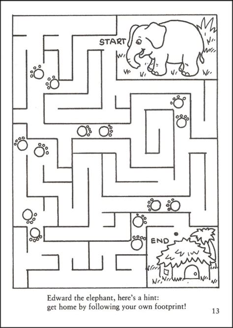 Maze Puzzle Parents Of The Animal 3rd grade mazes pictures to pin on pinsdaddy