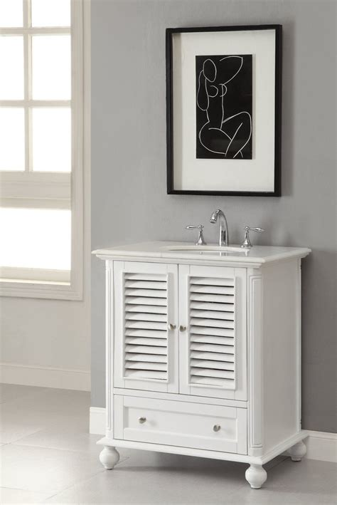 bathroom shutter blinds 30 quot shutter blinds keysville bathroom sink vanity gd 1087w