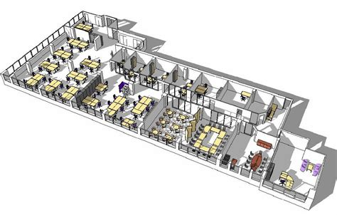 office layout planner 3d open office layout 3d office design layout office