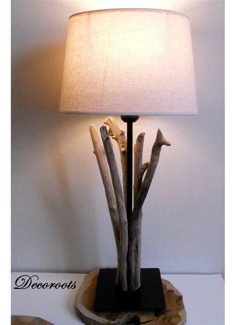 le de chevet nature le en bois flott 233 d 233 coration ethnique nature et zen objet d 233 coratif ethnique nature et zen