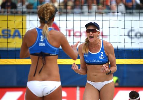 Sports Wardrobe Unedited by Kerri Walsh Chion And Record Breaker Again