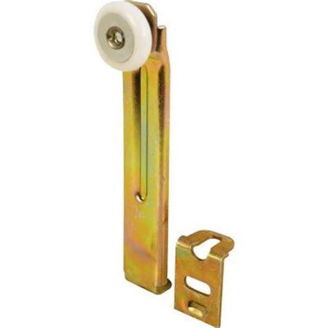 Closet Door Roller by Prime Line Closet Door Top Roller 7 8 In Edge