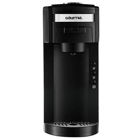 Coffee Maker Zj 150 Akebonno gourmia 174 javamaster 2 in 1 gc 150 single serve k cup 174 and ground coffee maker bed bath beyond
