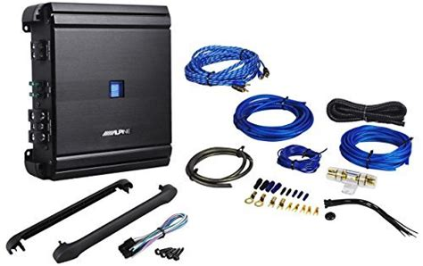 Power Kit Lazer Mono 300500 Watt alpine mrv m500 500 watt rms class quot d quot mono car lifier