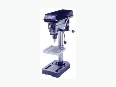 bench top drill press canada new king canada 8 quot bench top drill press i 53057
