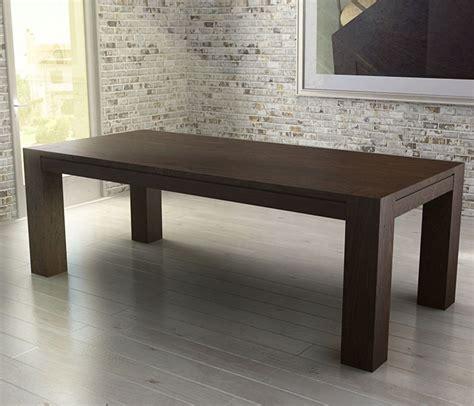 Möbel Alt Aussehen Lassen by Esstisch Massivholz Tischplatte Oben With