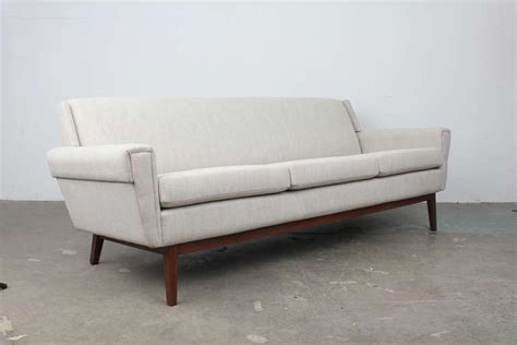 danish mid century sofa danish mid century modern sofa at 1stdibs