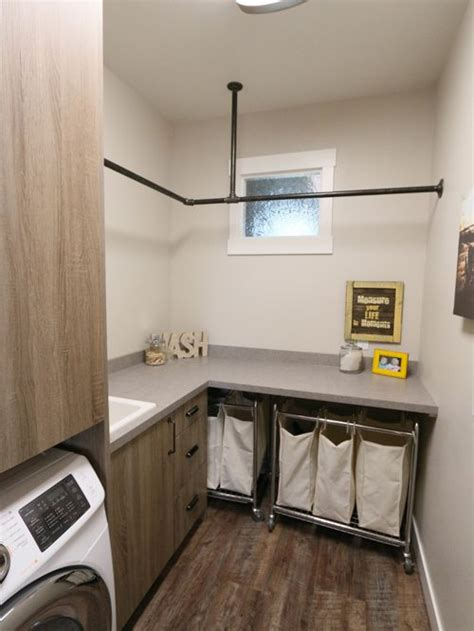 industrial laundry room industrial laundry room design ideas remodels photos