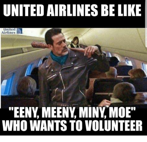 Volunteer Meme - 25 best memes about united airlines united airlines memes