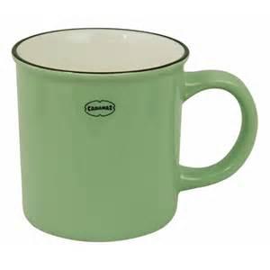 Cabanaz mug vintage green kado in huis