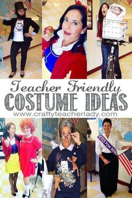 teacher friendly halloween costume ideas   great