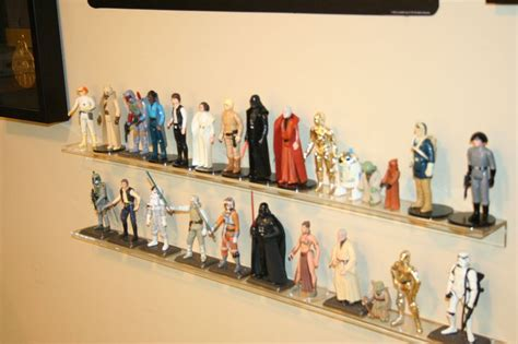Figure Shelf Displays by 1000 Ideas About Figure Display On