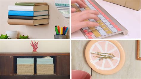 diy projects for your room 11 diy projects for the dopest dorm room ever youtube