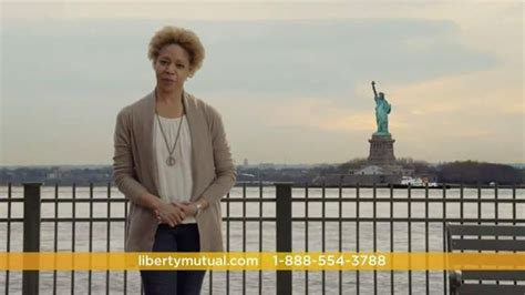 liberty mutual add actress big liberty mutual tv spot insurance pain ispot tv