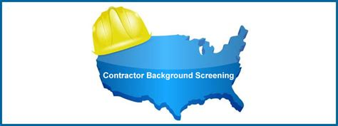 Contractor Background Check Hr Employment Screening 3 Reasons Why Contracting Firms