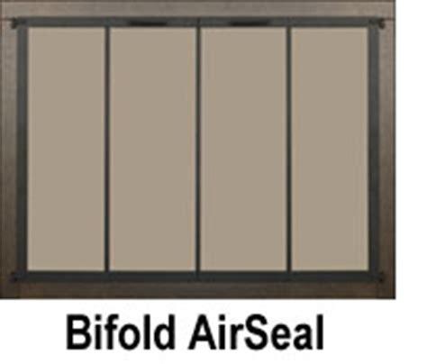 fireplace door seal door design center stoll fireplace inc