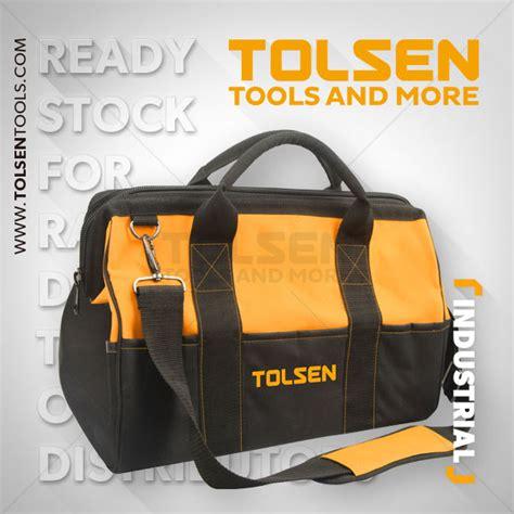 tool bag tolsen tools
