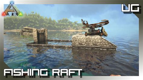 ark survival evolved boat update ark survival evolved fishing design templates