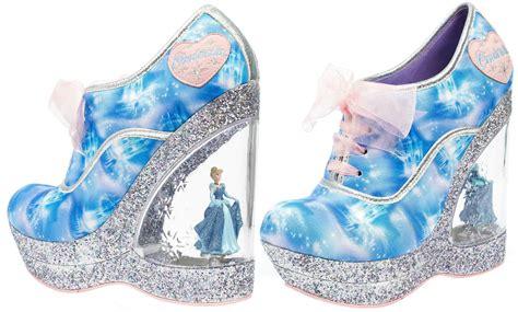 irregular choice cinderella shoes at