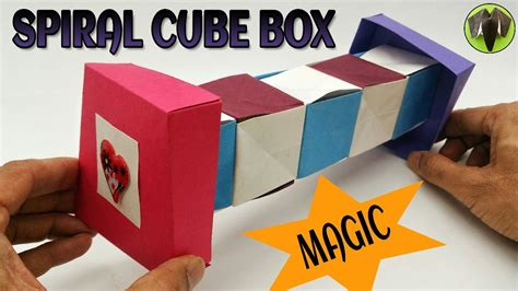 Magic Cube Box Mainan Bayi 1 origami how to make a paper shuriken origami how to make a classic origami