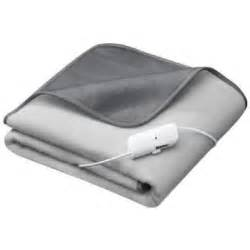 sanitas shd80 couverture chauffante achat vente