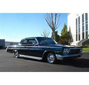 1962 CHEVROLET IMPALA CUSTOM 2 DOOR HARDTOP  162917