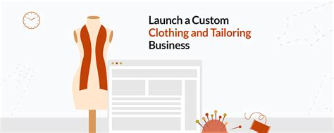 Handmade Clothing Websites - launch a custom clothing and tailoring business website