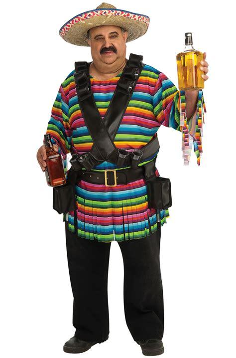 tequila hombre  size costume purecostumescom