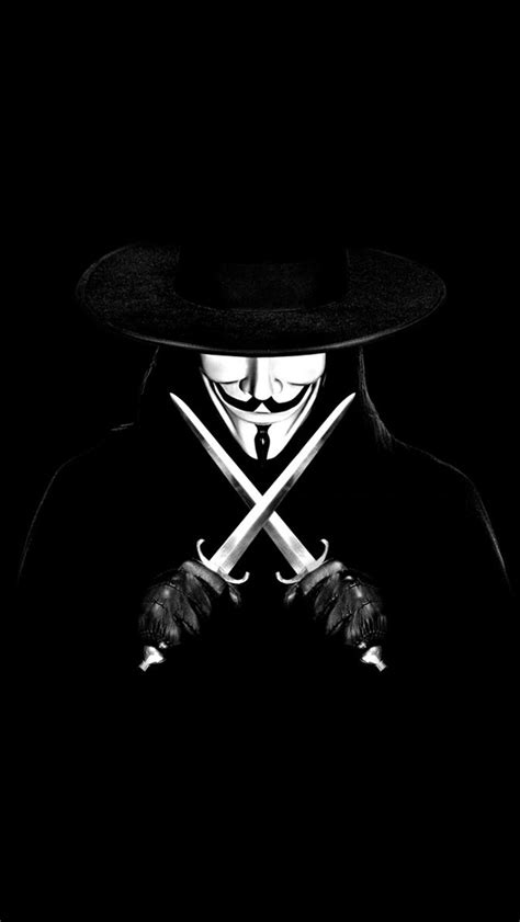 wallpaper hd anonymous iphone v for vendetta the iphone wallpapers