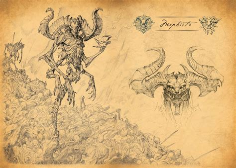 sketchbook hardcover details and images revealed for the diablo iii deluxe