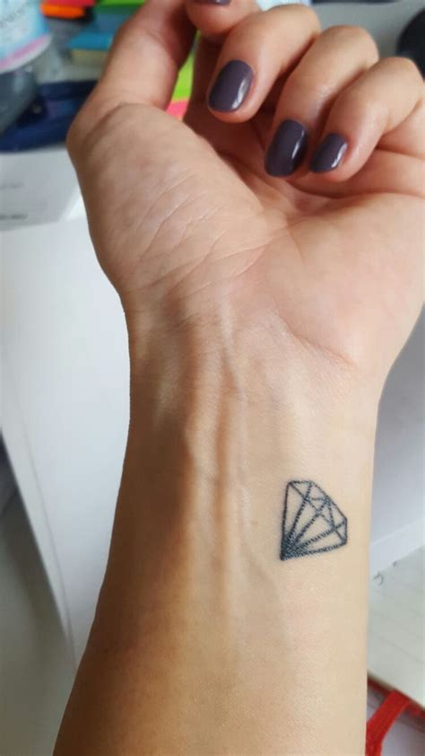 small diamond tattoos 25 best ideas about small on