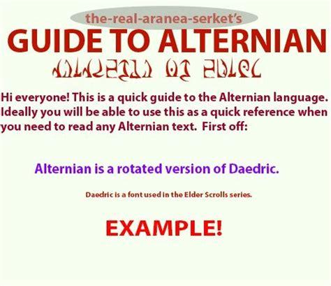 doodle poll language the alternian alphabet wiki homestuck and hiveswap amino