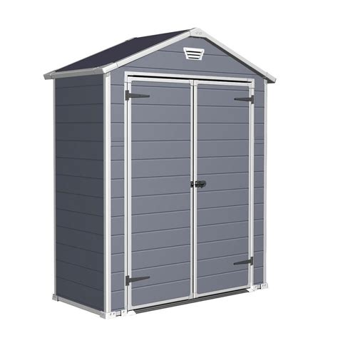home design products keter keter sheds storage 6 ft x 3 ft dd manor shed 214701