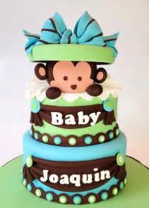 1000 images about monkey baby shower cakes on
