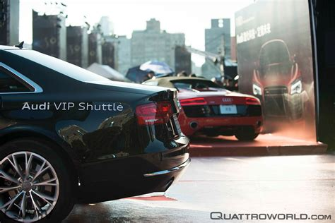 Audi Vip Shuttle by Audi Taiwan Honored To Be The Designated Vip Shuttle For