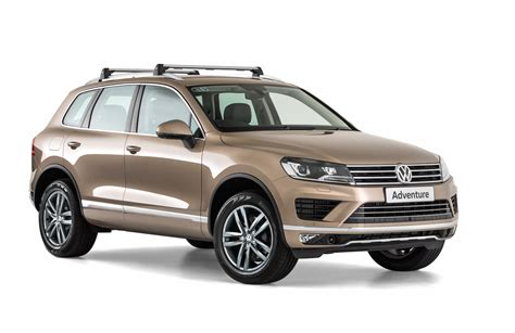 volkswagen suv touareg volkswagen touareg adventure edition announced for