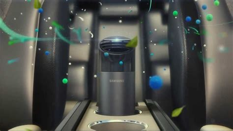 samsung  plasma ionizer virus doctor car redefining system air conditioning standards