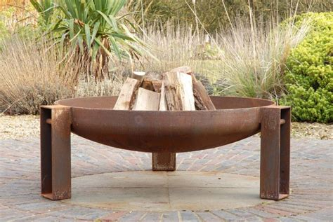 Firepits Uk Magmafirepits Contemporary Quality Pits Uk Made