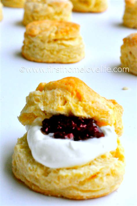 simply delicious scone recipe first home love life