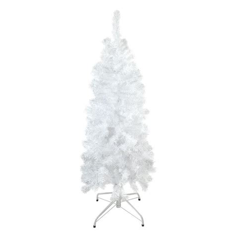 northlight 4 foot berrywood pine tree northlight 4 5 ft pencil pine artificial tree at lowes