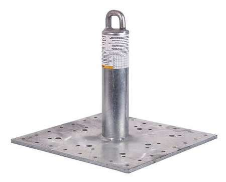 Concrete Ceiling Anchor by Guardian Roof Anchor 420 Lb Concrete 00645 C Zoro
