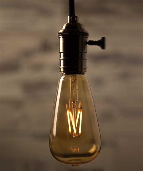 vintage lights vintage light bulb led large teardrop led william