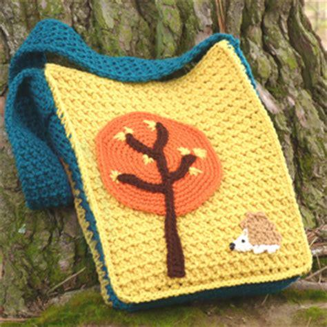 crochet pattern book bag crochet spot crochet patterns tutorials and news